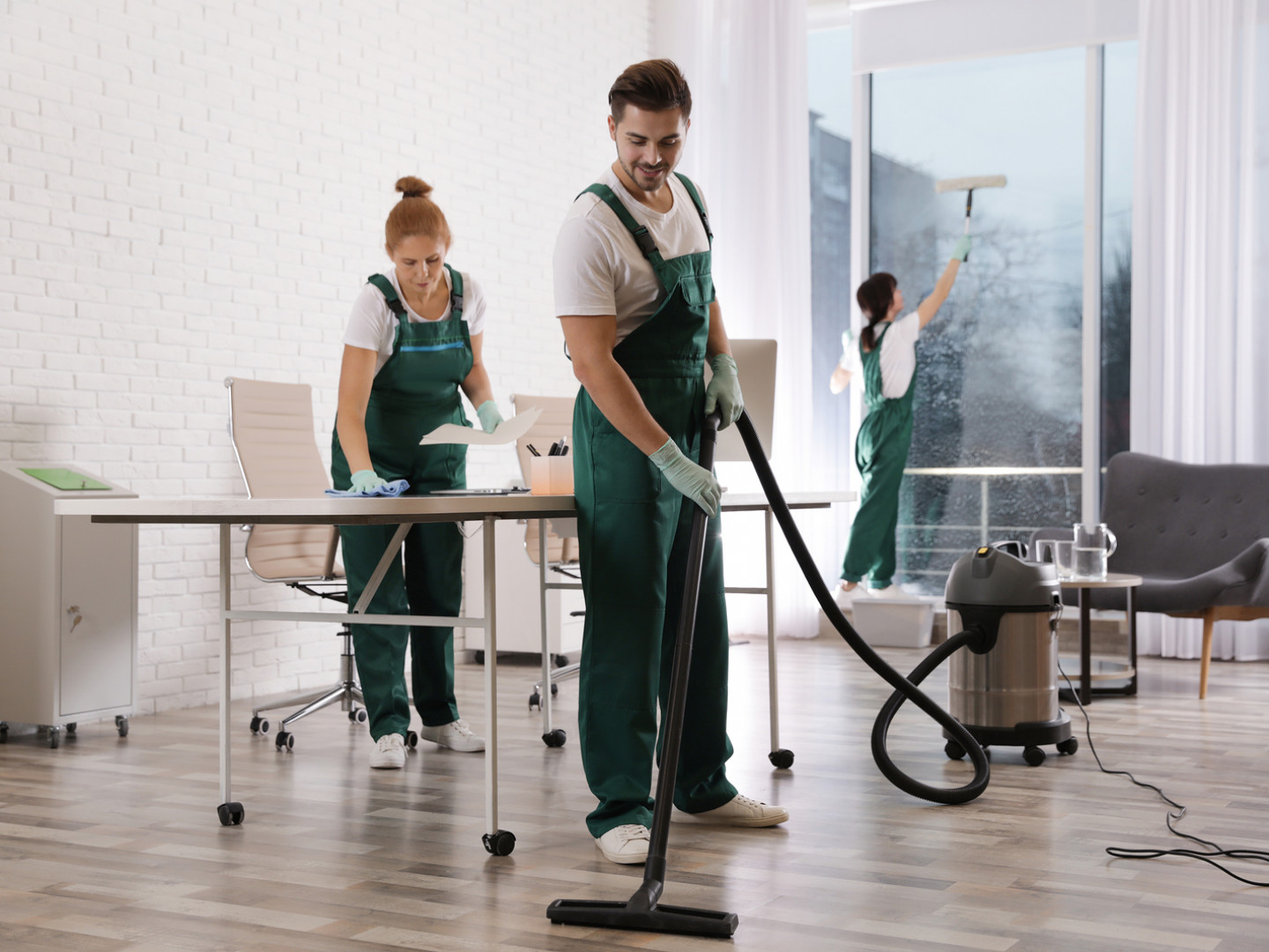 Trust a Local, Professional Cleaning Company